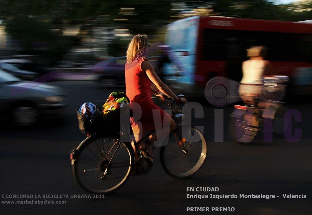 Y los ganadores del Concurso ByCivic de Fotografía 2011 de La Bicicleta Urbana .... (1/6)