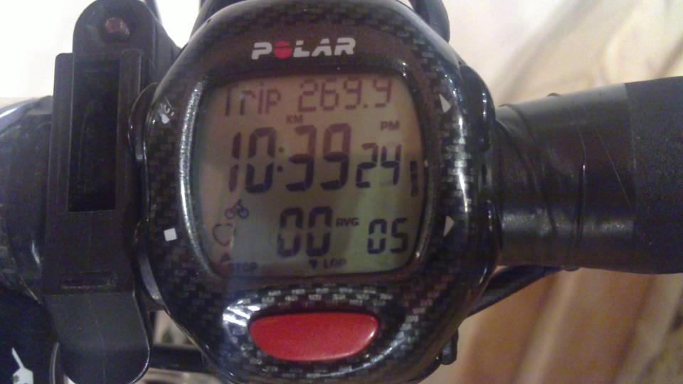 Paco Portero de Vitoria a Marbella en Bicicleta ¿por una buena causa? ¡No... por dos! (4/6)