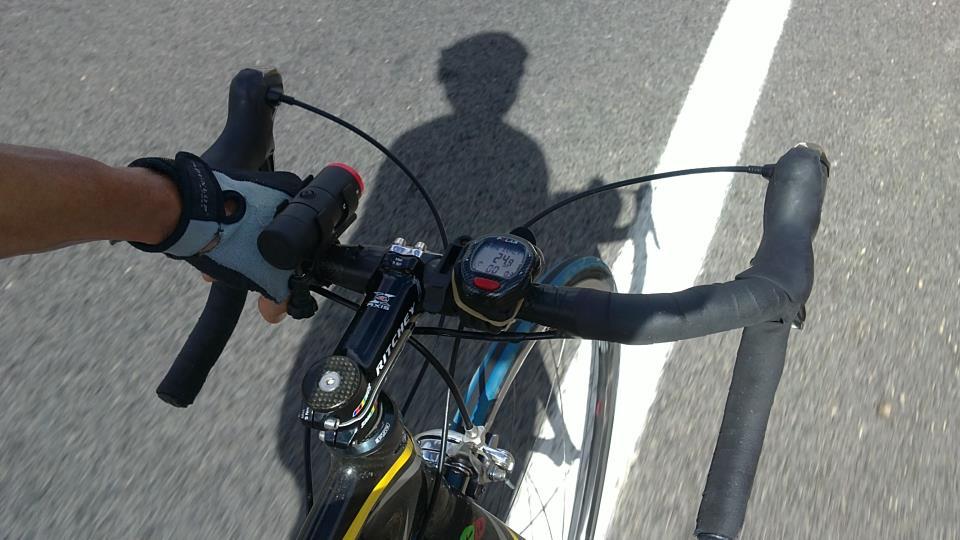 Paco Portero de Vitoria a Marbella en Bicicleta ¿por una buena causa? ¡No... por dos! (5/6)