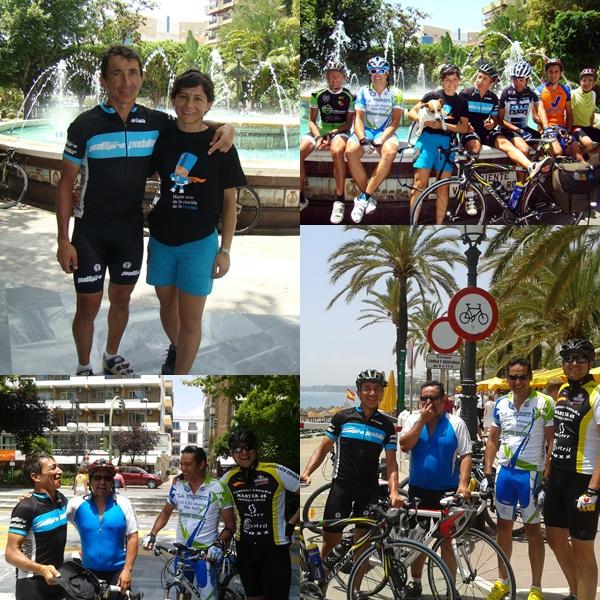 Paco Portero de Vitoria a Marbella en Bicicleta ¿por una buena causa? ¡No... por dos! (1/6)