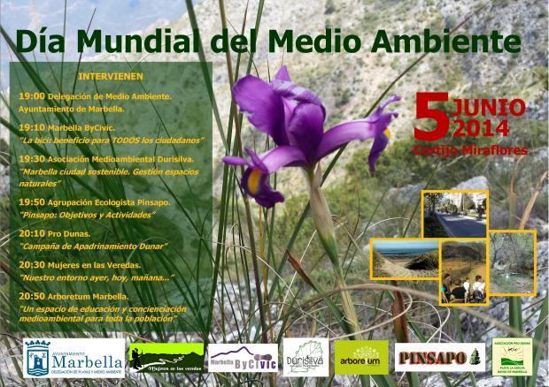 cartel dia mundial del medio ambiente_2014