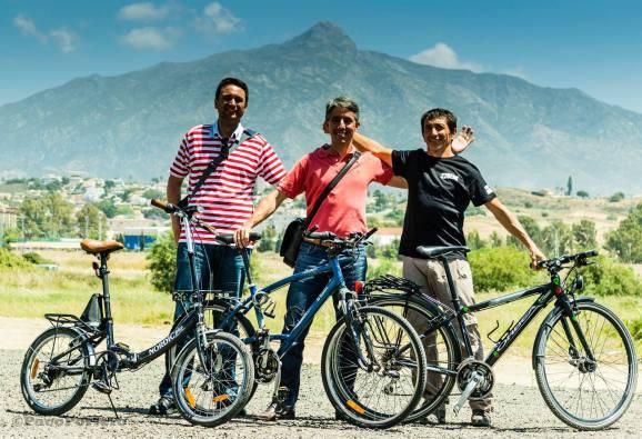bici + café candidatos marbella bycivic 2015
