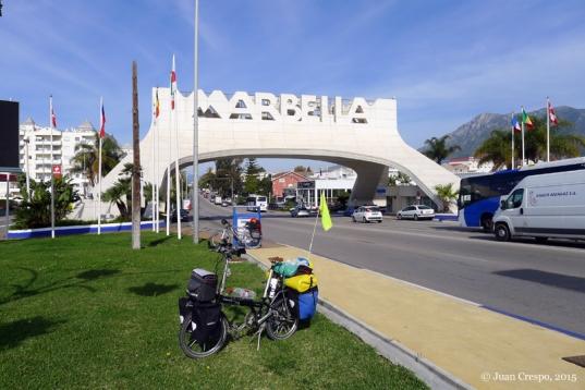 CICLOTURISMO MARBELLA