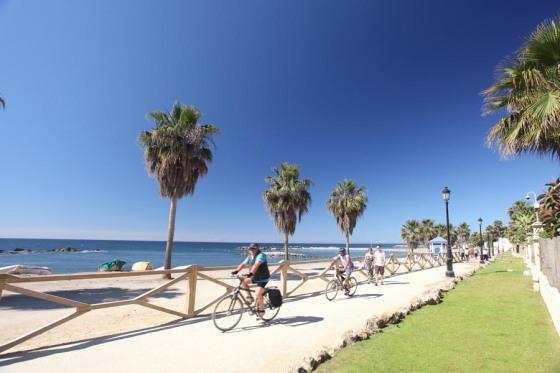 cicloturismo y ciclismo urbano en Marbella (2)
