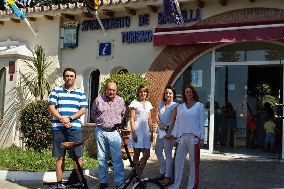 cicloturismo y ciclismo urbano en Marbella (4)