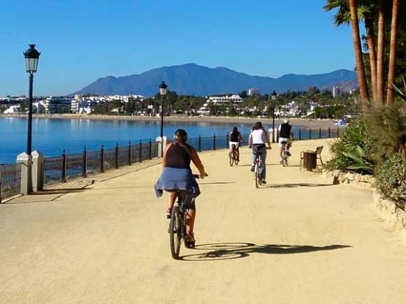 Cicloturismo y Ciclismo Urbano en Marbella (5)