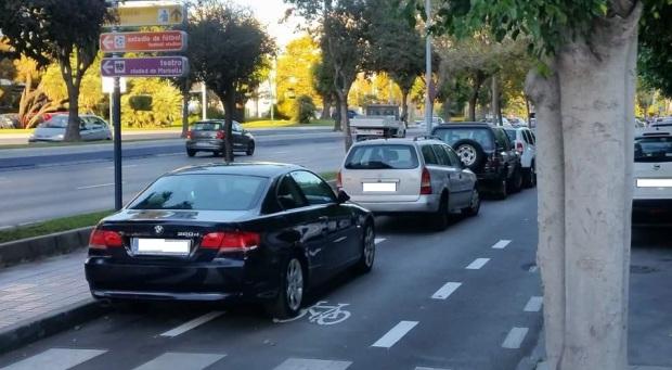 Mesa Bici Marbella ByCivic