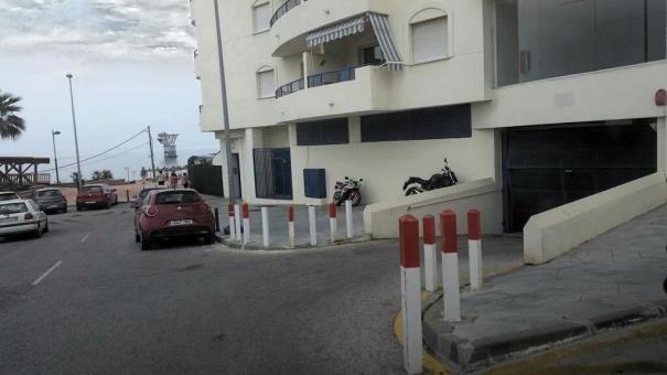 Bolardos anti-personas Marbella