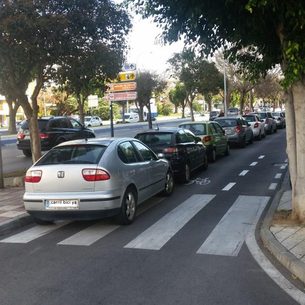Marbella Ciclismo Urbano Ciclocalle