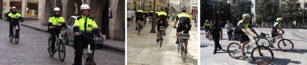 Marbella Ciclismo Urbano Policia Bici