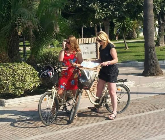 Bici nuevo Golf Marbella (2)
