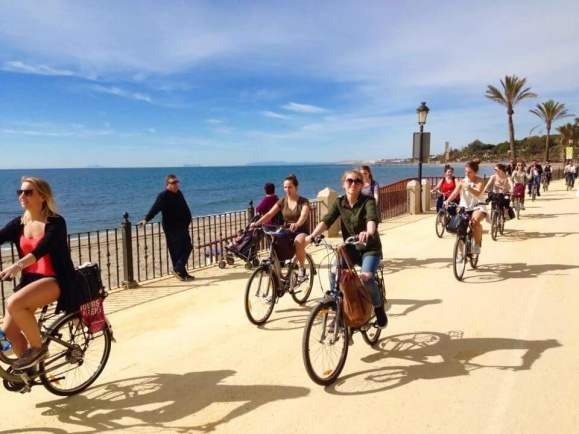 Bici nuevo Golf Marbella (3)