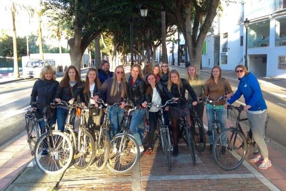 Bici nuevo Golf Marbella (4)