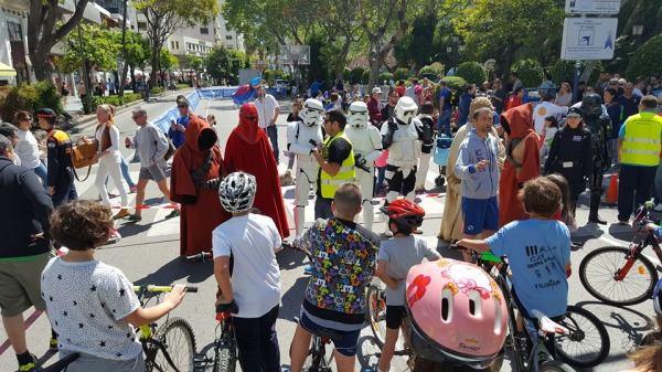 Marbella ByCivic Happy Sábados Bici Ciclismo Urbano (2)