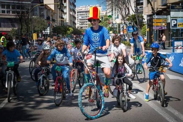 Marbella ByCivic Happy Sábados Bici Ciclismo Urbano (6)
